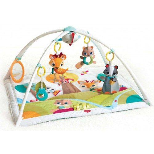 Gimnastyka dla bobasa z pałąkami - Leśna Kraina, Tiny Love