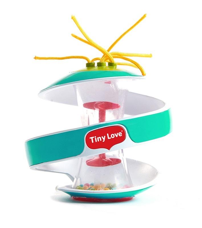 Spirala sensoryczna Inspiral klepsydra Tiny Love_Turkusowy