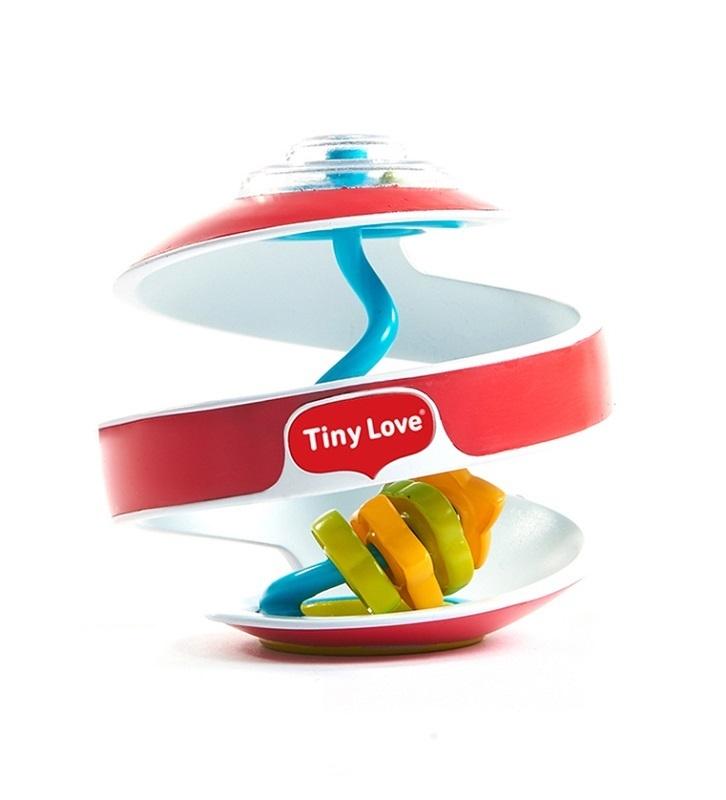 Spirala sensoryczna Inspiral labirynt Tiny Love_Czerwony