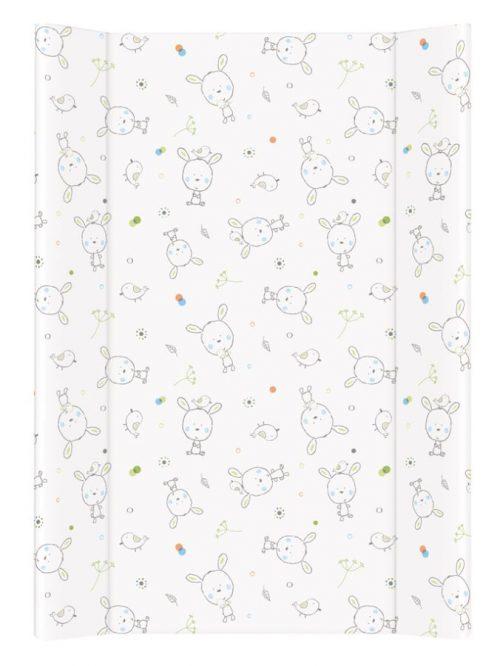 Nadstawka na łóżeczko 70x140 przewijak długi 80 cm Ceba Dream biały rozproszony