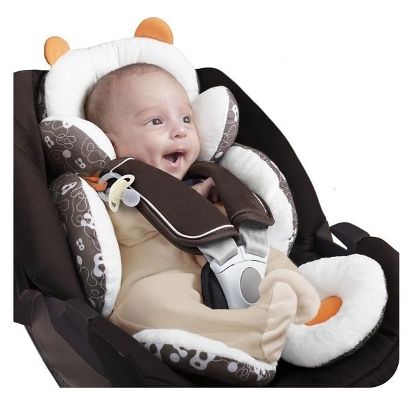 Wkładka do fotelika samochodowego 0-13 kg redukcyjna dla niemowląt Ben Bat