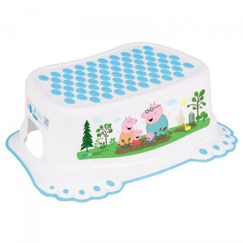 Podnóżek antypoślizgowy Peppa Pig Tega Baby Niebieski