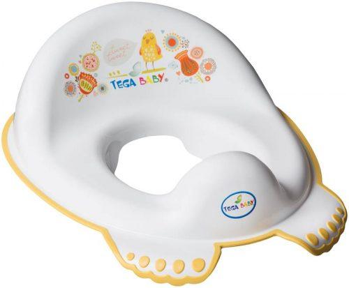 Nakładka antypoślizgowa na sedes dla dzieci Folk Tega Baby Biały