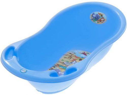 Wanienka z termometrem 86 cm IML SAFARI Tega Baby Niebieski