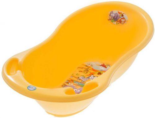 Wanienka z termometrem 86 cm IML SAFARI Tega Baby Żółty