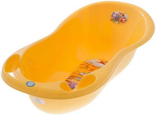 Wanienka z termometrem 102 cm IML SAFARI Tega Baby Żółty