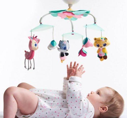 Karuzela Tiny Love Rośnij z muzyką świat Małej Księżniczki