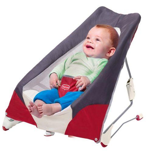 Przenośny turystyczny leżaczek dla niemowląt Tiny Love