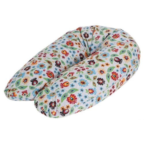 Wielofunkcyjna poduszka do karmienia Physio Multi Dżersej, Ceba Folklor