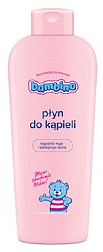 Płyn do kąpieli 400 ml Bambino