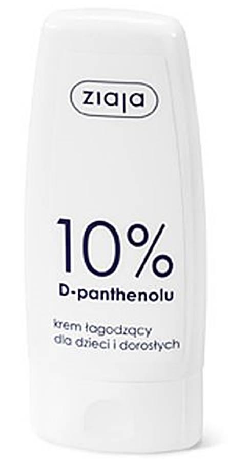 Krem łagodzący 60 ml Ziajka 10% D-Panthenolu