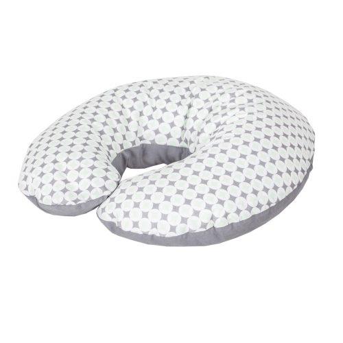 Cebuszka mini dżersej Ceba Baby poduszka do karmienia Romby