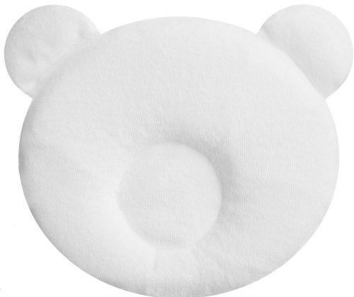 Poduszka pod główkę Panda biała - Candide