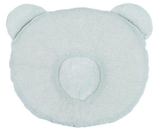 Poduszka Panda pod główkę w kolorze szarym, Candide