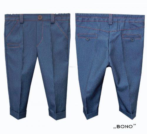 Ubranie do chrztu Spodnie Bono 62
