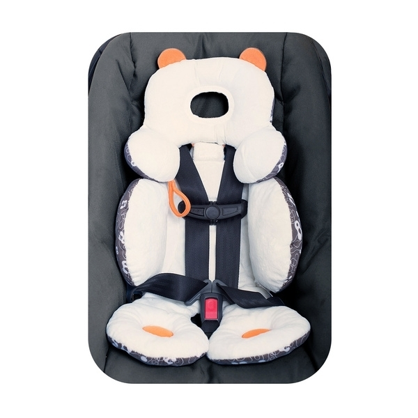 Wkładka do fotelika samochodowego 0-13 kg redukcyjna dla niemowląt Ben Bat Niebieski