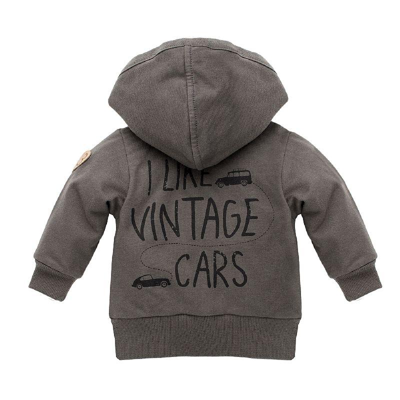Pinokio bluza rozpinana z kapturem Old Cars 92