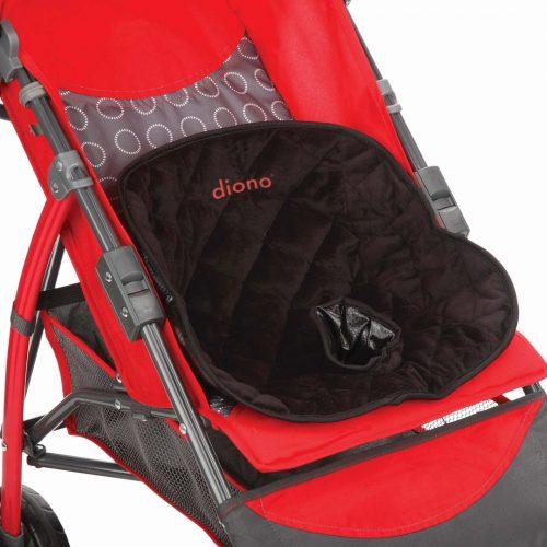 Diono Wkładka wodoodporna, nieprzemakalna do fotelika lub wózka Ultra Dry Seat