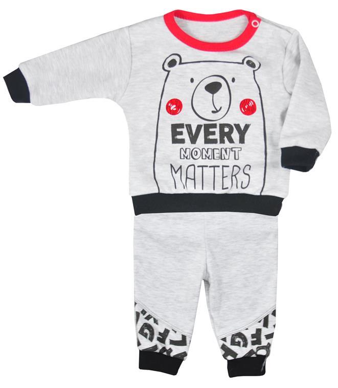 Dres dla dziecka bawełna Cudny Miś Koala Baby 62