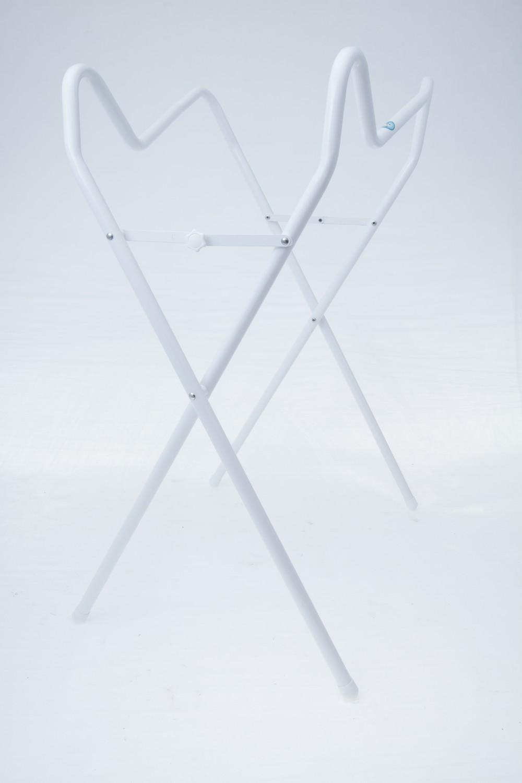 Stojak uniwersalny pod wanienkę 86 lub 102 cm Lux Tega Baby Biały