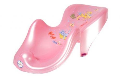 """Fotelik do kąpieli """"Ośmiorniczka"""" Tega Baby Różowy"""