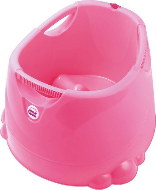 Wanienka z termometrem wanienka dla dzieci i niemowląt Opla Tega Baby Różowy