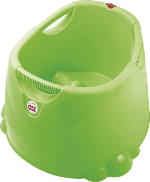 Wanienka z termometrem wanienka dla dzieci i niemowląt Opla Tega Baby Zielony