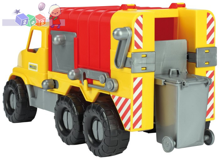 Ciężarówka City Truck 40 cm Wader 32600 - 5 modeli do wyboru