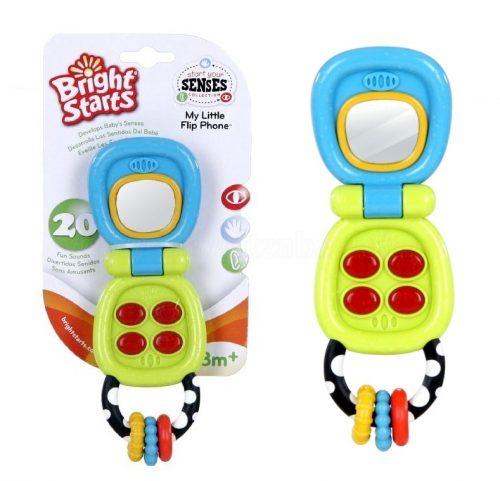 Kolorowy grający telefonik dla dzieci i niemowląt Bright Stars BS10225