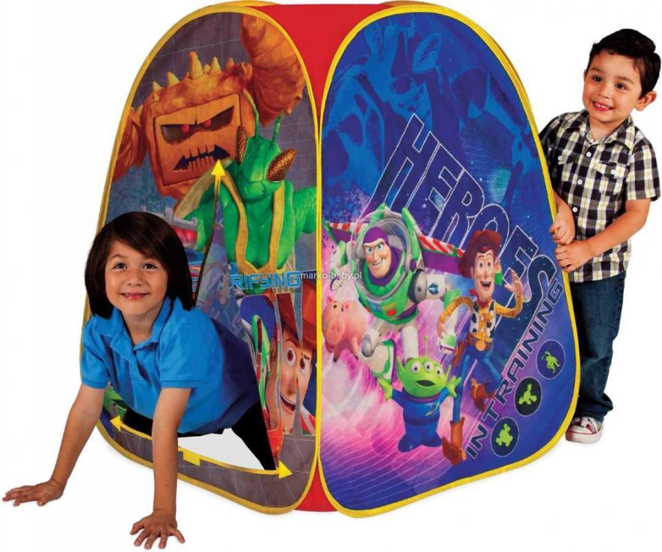 Kryjówka do zabawyToy Story Disney namiot dla dziecka 95x95x64