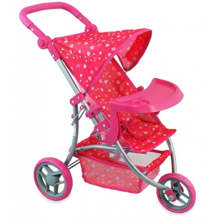 Wózek dla lalki, wózek lalkowy Alexis