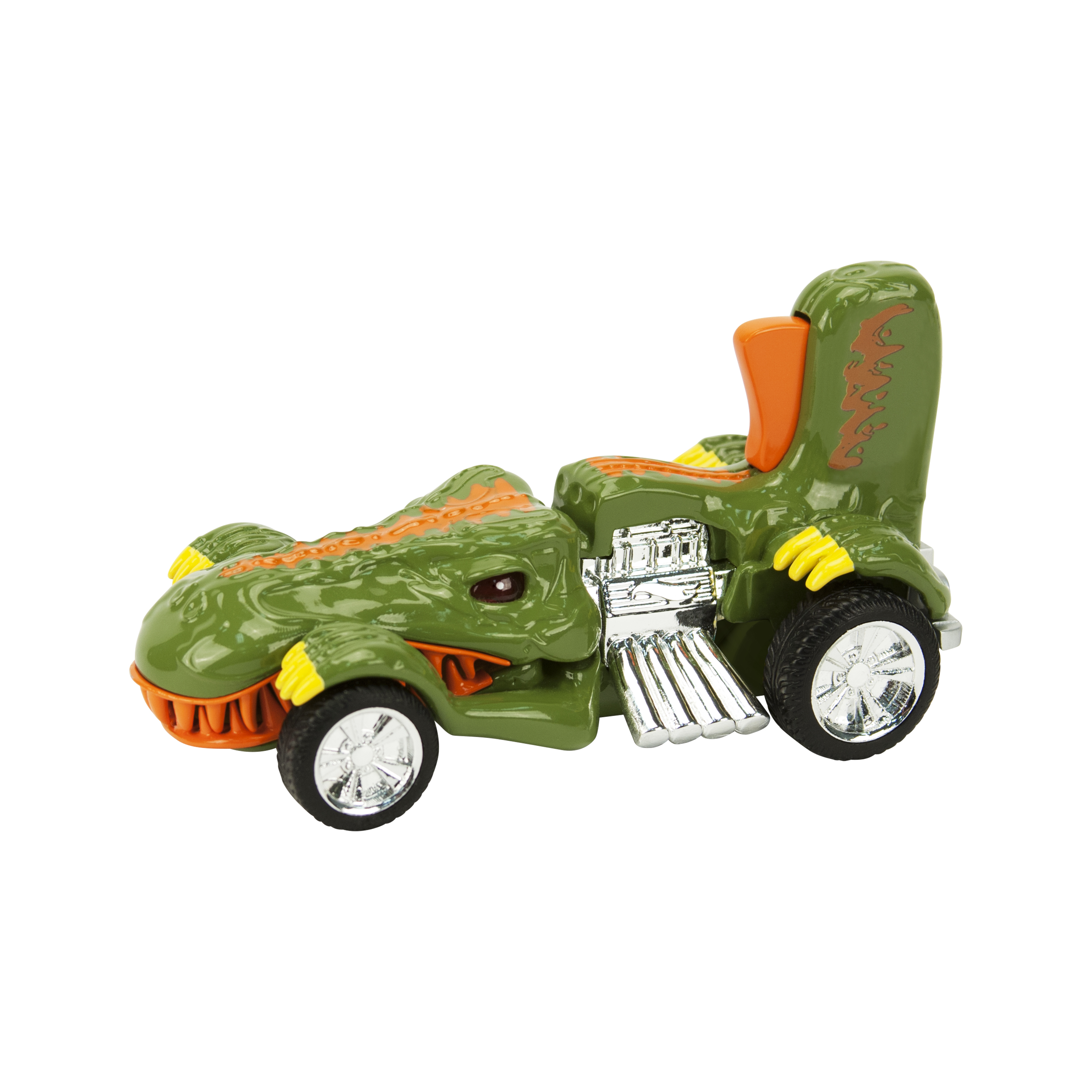 Hot Wheels Fighters - T-Rextrover