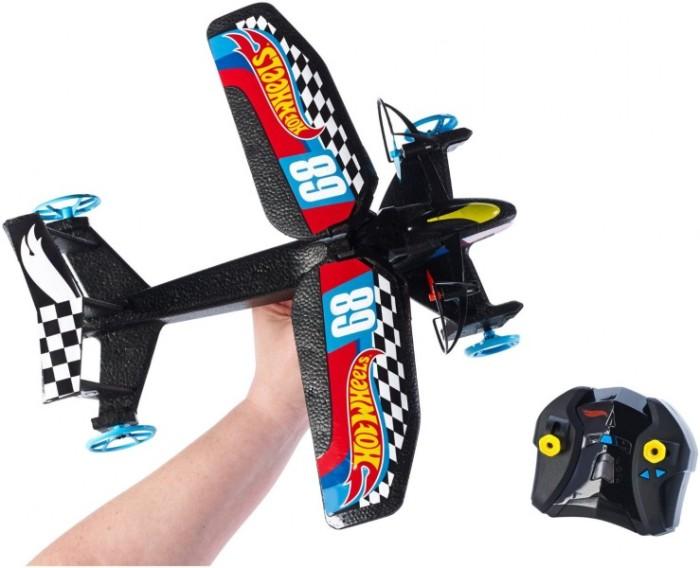 Hot Wheels Sterowany pojazd latający Sky Shock