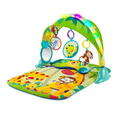 Bright Starts Mata edukacyjna Dżungla Lullaby Lagoon BS114