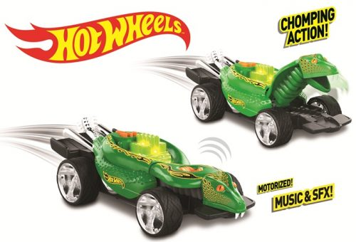 Hot Wheels Extreme Action Turboa, Dumel