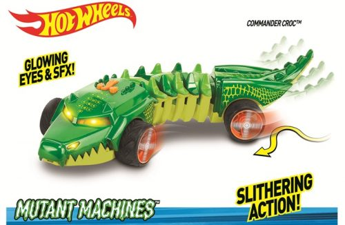 Hot Wheels Commander Croc - Toy State