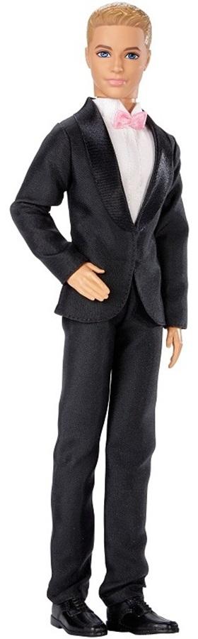 Lalka Barbie Pan Młody DVP39