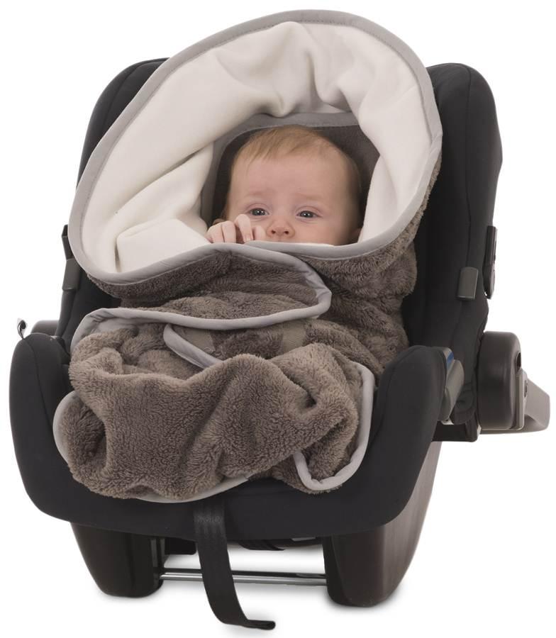 Śpiworek Wrap mały do fotelika, wózka i kocyk 3w1 - technologia Air Layer 3D, zapogiega przegrzewaniu się dziecka, AeroMoov