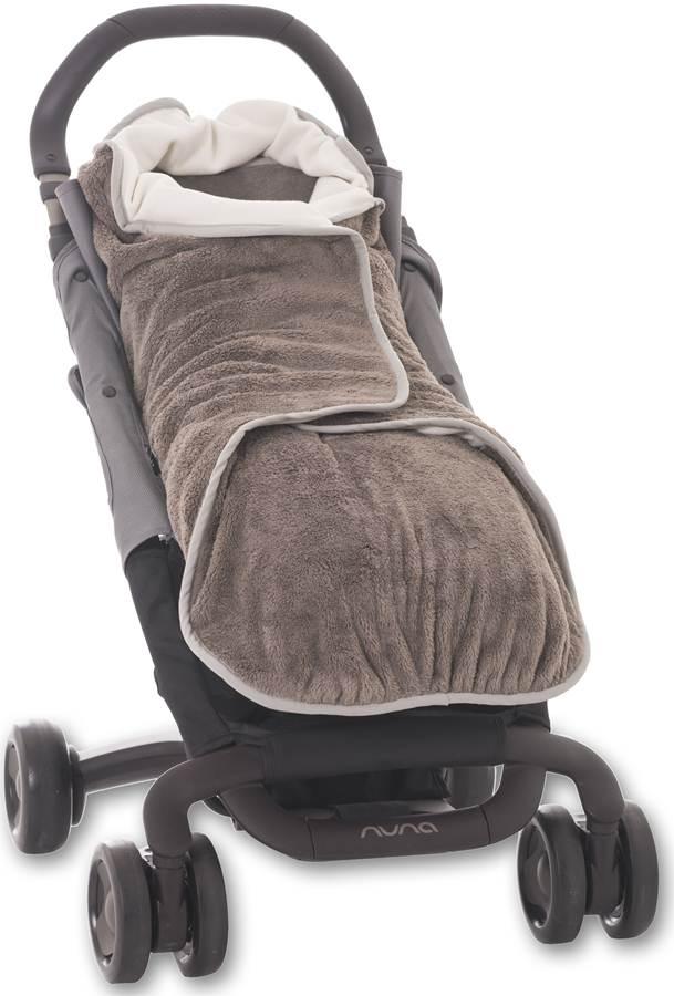 Śpiworek do wózka dziecięcego - kocyk  Aeromoov Antracyt