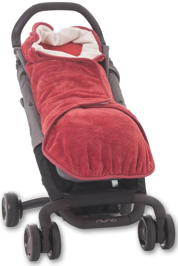 Ciepły śpiworek do wózka dziecięcego kocyk do wózka Aeromoov  Coral