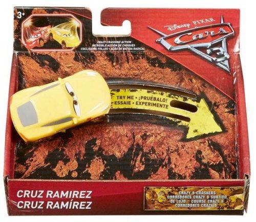 Samochodzik z napędem Cars Cruz Ramires DYB05
