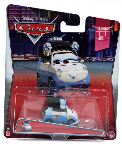 Samochodziki resoraki autka 1:55 Shigeko CMX61