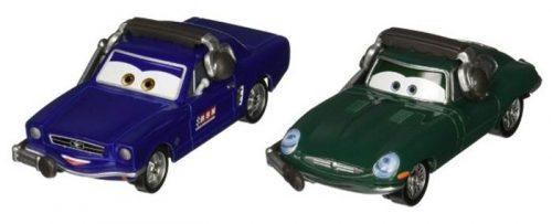Cars - samochody z bajki Auta dwupak Mattel Y0506 DHL13
