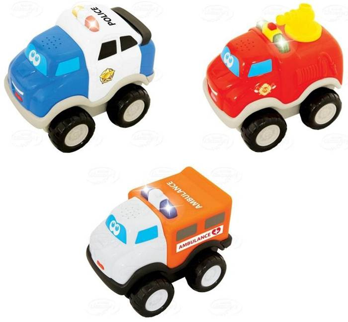 Pojazdy ratunkowe Dumel straż pożarna DD50062