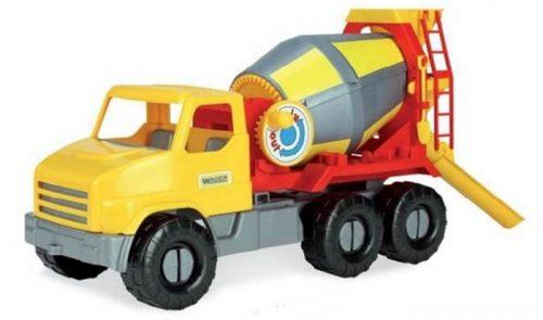 Ciężarówka City Truck 40 cm Wader 32600  Betoniarka