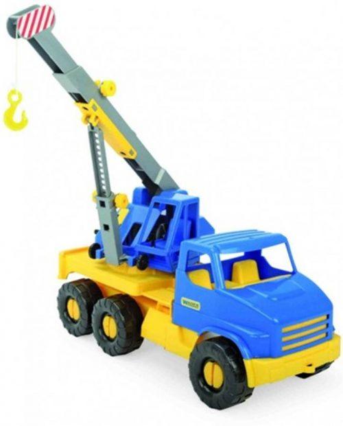 Ciężarówka City Truck Wader 32610 Dźwig