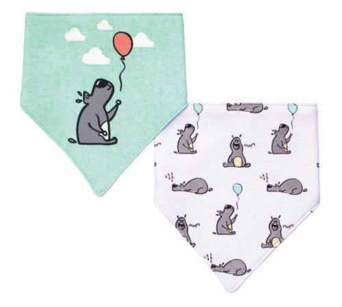 Śliniak apaszka dla niemowląt BabyOno Piesek