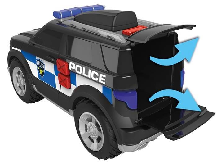 Flota Miejsca Dumel Policja 63971 światło i sygnał HT63971