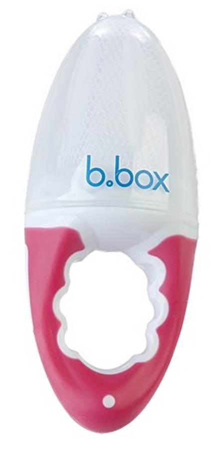 Smoczek do owoców gryzak do podawania pokarmów B.Box Różowy