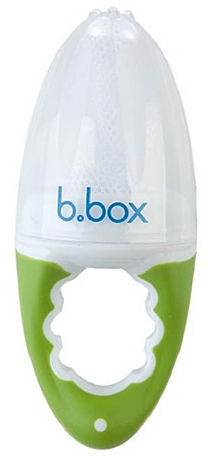 Smoczek do owoców gryzak do podawania pokarmów B.Box Zielony